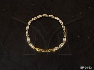 Ad Jewellery , Brick Delicate Ad Bracelets | Manek Ratna
