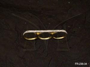 Ad Jewellery , Jointable Finger New Fashoin Ad Finger Rings | Manek Ratna