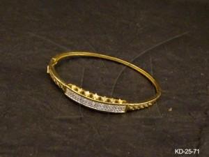 Ad Jewellery , Mini Belt Office Wear Ad Kada | Manek Ratna