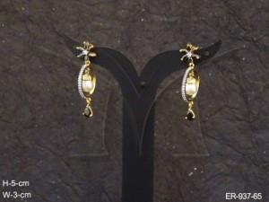 Ad Jewellery , Moti Bali Ad Earrings | Manek Ratna