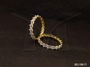 Ad Jewellery , Multi Reptile Shaped Delicate Ad Bangles | Manek Ratna