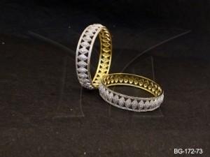 Ad Jewellery , Multi Seeds Bollywood Ad Bangles | Manek Ratna