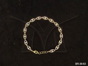 Ad Jewellery , Oval Polo Ad Bracelets | Manek Ratna