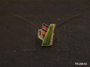 Ad Jewellery , Sail Boat Style Shape Ad Finger Rings | Manek Ratna