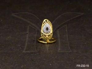 Ad Jewellery , Snake Nail Finger Rings | Manek Ratna