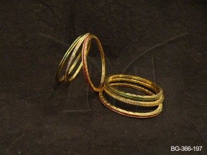 Ad Jewellery , Delicate Bollywood Party Wear Ad Bangles | Manek Ratna