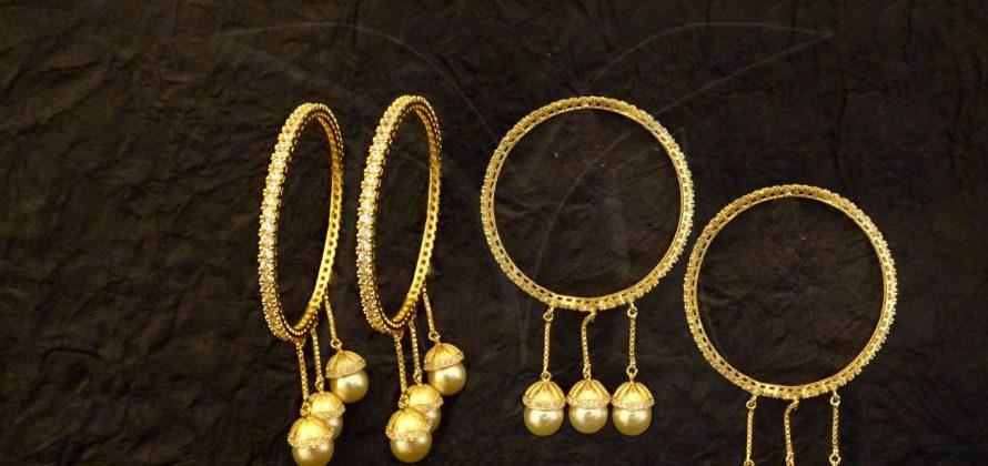 American Diamond Jewellery Bangles