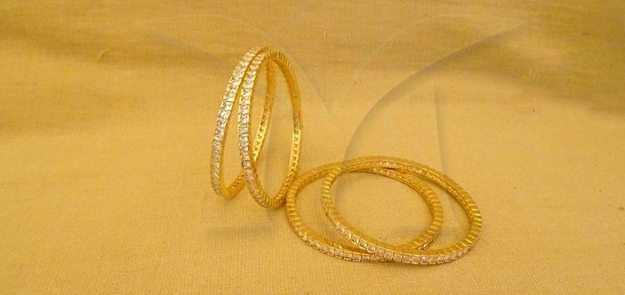 Cubic Zironica Jewellery Bangles