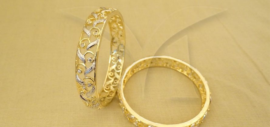 American Diamond Bangles Jewellery